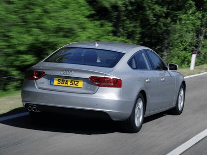 2009 Audi A5 Sportback 2.0T S-Line - UK version 4