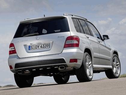 2010 Mercedes-Benz GLK250 CDI 4matic BlueEfficiency 2