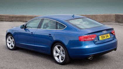 2009 Audi A5 Sportback 3.0 TDI Quattro - UK version 2