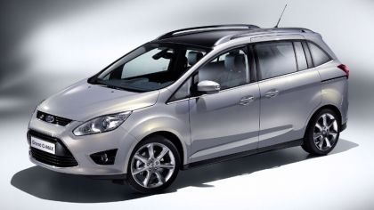 2009 Ford Grand C-Max 4