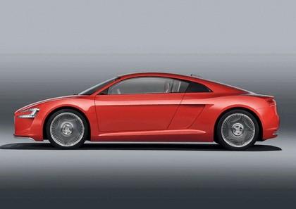 2009 Audi R8 e-Tron concept 2