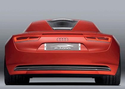 2009 Audi R8 e-Tron concept 3
