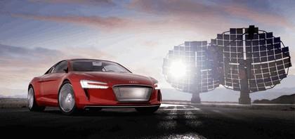 2009 Audi R8 e-Tron concept 11