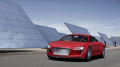 2009 Audi R8 e-Tron concept 13