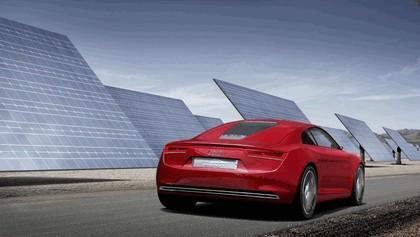 2009 Audi R8 e-Tron concept 14