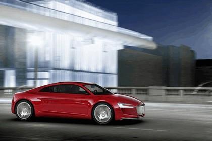 2009 Audi R8 e-Tron concept 15