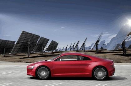 2009 Audi R8 e-Tron concept 16