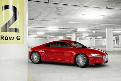 2009 Audi R8 e-Tron concept 20