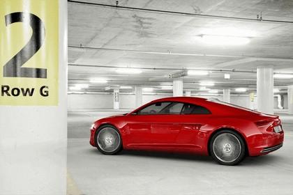 2009 Audi R8 e-Tron concept 21