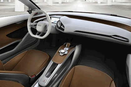 2009 Audi R8 e-Tron concept 23