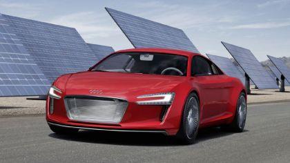 2009 Audi R8 e-Tron concept 9