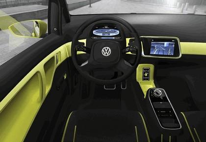 2009 Volkswagen E-Up! concept 9