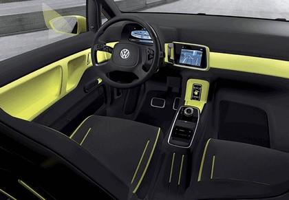 2009 Volkswagen E-Up! concept 10