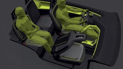 2009 Volkswagen E-Up! concept 12