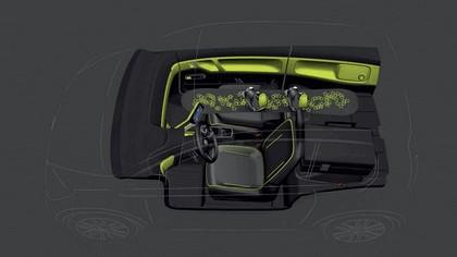 2009 Volkswagen E-Up! concept 14