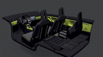 2009 Volkswagen E-Up! concept 15