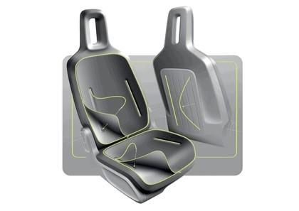 2009 Volkswagen E-Up! concept 16
