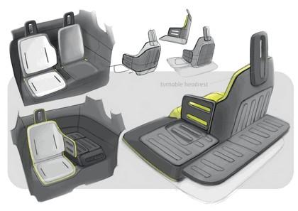 2009 Volkswagen E-Up! concept 17