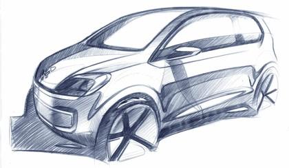 2009 Volkswagen E-Up! concept 18