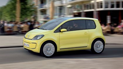 2009 Volkswagen E-Up! concept 8