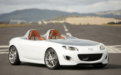 2009 Mazda MX-5 Super Lightweight Version 1