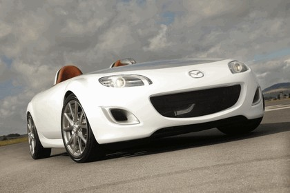 2009 Mazda MX-5 Super Lightweight Version 5