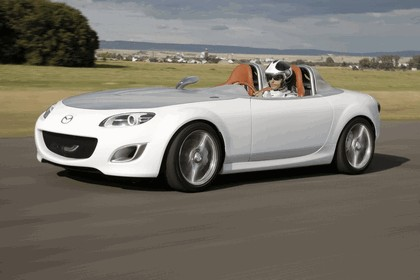 2009 Mazda MX-5 Super Lightweight Version 17