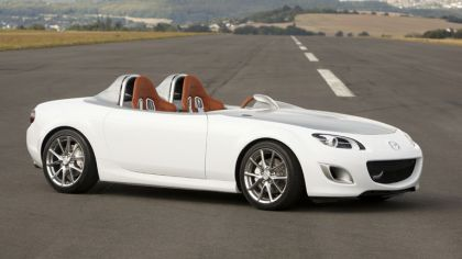2009 Mazda MX-5 Super Lightweight Version 2