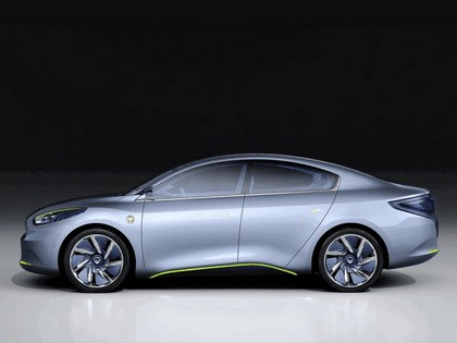 2009 Renault Fluence Z.E. concept 2