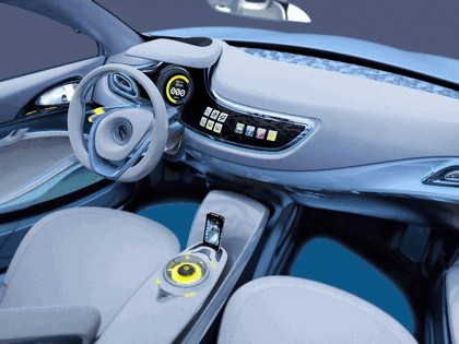 2009 Renault Fluence Z.E. concept 8