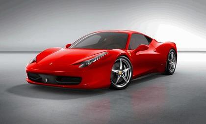 2009 Ferrari 458 Italia 1