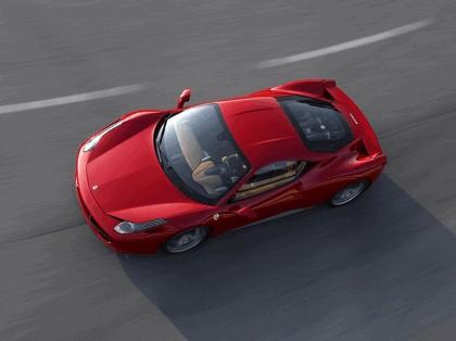 2009 Ferrari 458 Italia 8