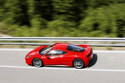 2009 Ferrari 458 Italia 9