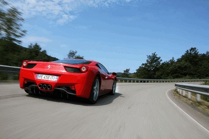 2009 Ferrari 458 Italia 11