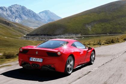 2009 Ferrari 458 Italia 12
