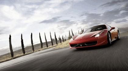 2009 Ferrari 458 Italia 13