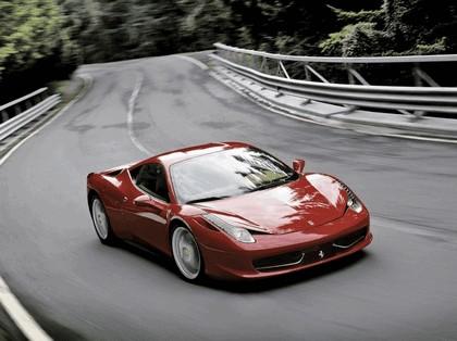 2009 Ferrari 458 Italia 14