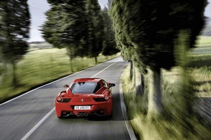 2009 Ferrari 458 Italia 16