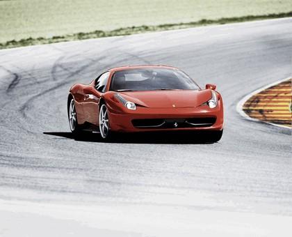 2009 Ferrari 458 Italia 17