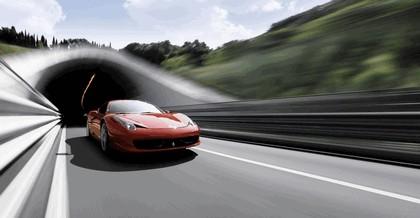 2009 Ferrari 458 Italia 18