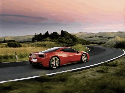 2009 Ferrari 458 Italia 20