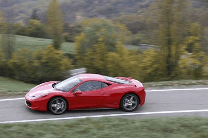 2009 Ferrari 458 Italia 22