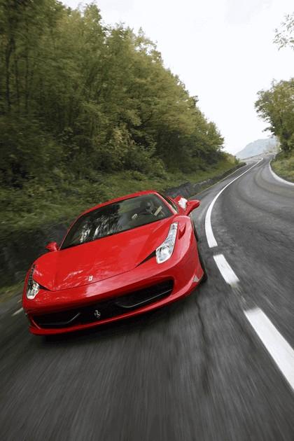 2009 Ferrari 458 Italia 31