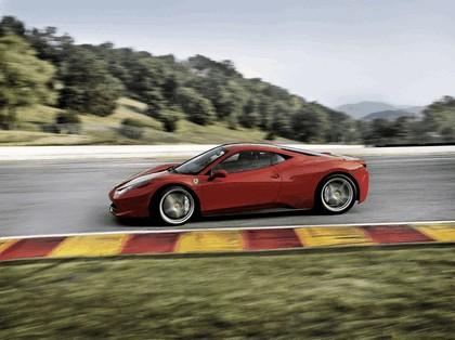 2009 Ferrari 458 Italia 44