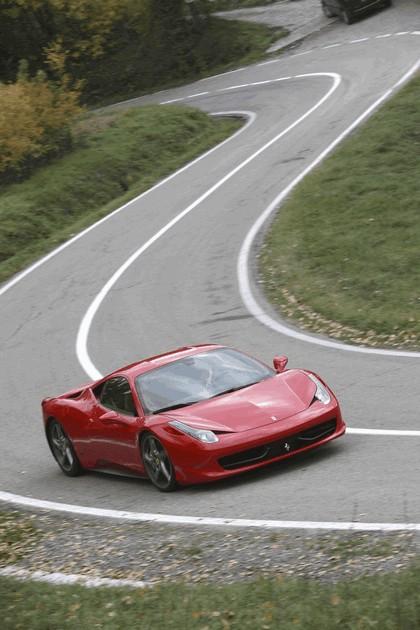 2009 Ferrari 458 Italia 48