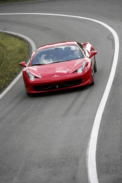 2009 Ferrari 458 Italia 51