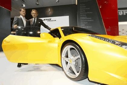 2009 Ferrari 458 Italia 70