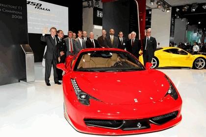 2009 Ferrari 458 Italia 74