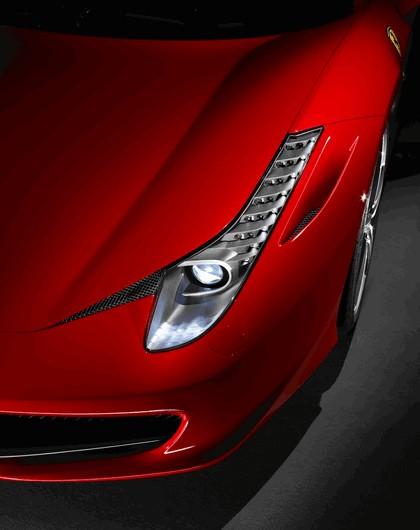 2009 Ferrari 458 Italia 82