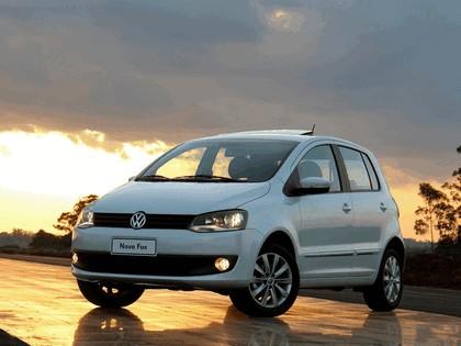 2009 Volkswagen Fox 1